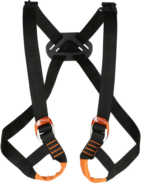 Skylotec Klettergurt : Skylotec dunit chest harness black anthracite campz